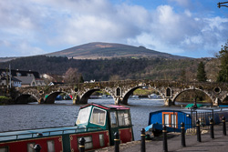 Photograph of Kilkenny Graignamanagh Bridge - T39555