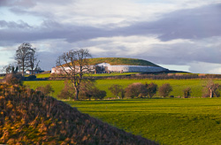 Photograph of Newgrange - W21326