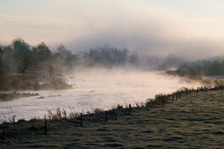 Photograph of Boyne Early Morning - W23624