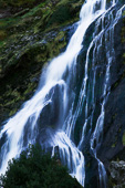 Photograph of Wicklow Powerscourt Waterfall - W25099