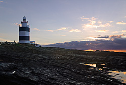 Photograph of Wexford Hook Head at Sunrise - W28740