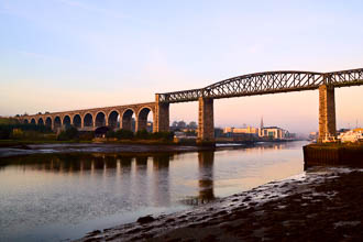 Photograph of Drogheda Boyne Viaduct - W30665