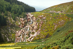 Photograph of Wicklow Glenmacnass - W32495