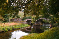 Photograph of Wicklow Derrybawn Bridge - W33563