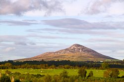 Photograph of Wicklow Great Sugarloaf - W33742