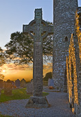 Photograph of Louth Monasterboice Cross - W39320