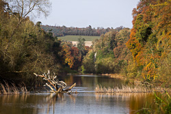 Photograph of Boyne Weir near Slane - W39635