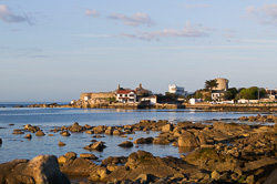 Photograph of Dublin Sunset at Sandycove - W41536
