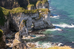 Photograph of Antrim White Rocks at Portrush - W42306
