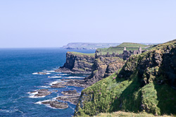 Photograph of Antrim Dunluce Castle - W42324