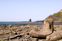 Photograph of Antrim Giants Causeway - W42410