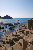 Photograph of Antrim Giants Causeway - W42458