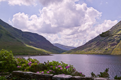 Photograph of Lough Doo - W42696