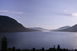 Photograph of Killary Harbour, Connemara - W42763
