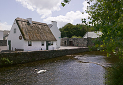 Photograph of Cong Quiet Man Cottage - W43088