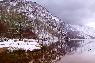 Photograph of Wicklow Glendalough Upper Lake - W45258