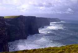 Photograph of Clare Cliffs of Moher - W46795