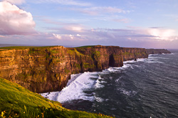 Photograph of Clare Cliffs of Moher - W47002