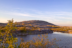 Photograph of Mullochmore at Sunset - W47867