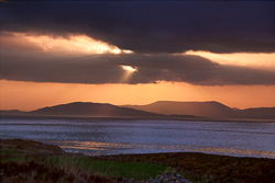 Photograph of Bantry Bay at Sunset - W54595