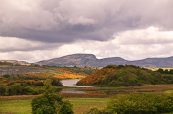 Photograph of Sligo Ox Mountains - W59339