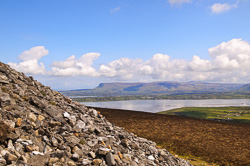 Photograph of Sligo Knocknarea Ben Bulben - W59468