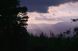 Photograph of Tipperary Galtee Mountains - X68176