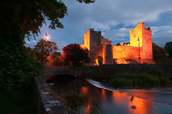 Photograph of Tipperary Cahir Castle - X68749
